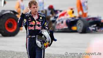 Kein Tag wie jeder andere: Sebastian Vettel kollidiert mit Mark Webber - Eurosport DE