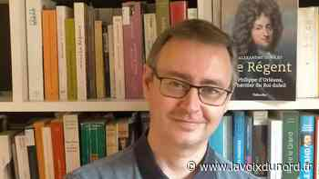 Le Boulonnais Alexandre Dupilet lauréat du Prix Château de Versailles du livre d'Histoire - La Voix du Nord