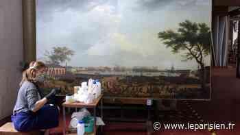 Au cœur des ateliers de restauration de Versailles qui redonnent leur éclat aux œuvres d'art - Le Parisien