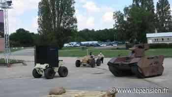 Yvelines : à Versailles-Satory, un camp d'entraînement pour les robots militaires de demain - Le Parisien