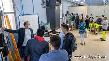 Lot: à Figeac, la formation de monteur raccordeur FTTH plébiscitée au Greta - LaDepeche.fr