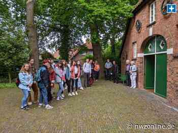 Heimatbund De Spieker: Französische Studenten lernen Plattdeutsch - Nordwest-Zeitung