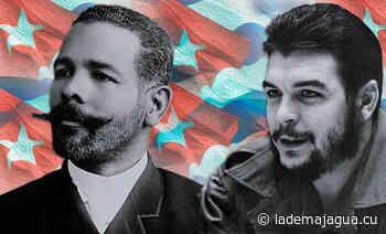 Jóvenes rinden homenaje a Maceo y Che - La Demajagua