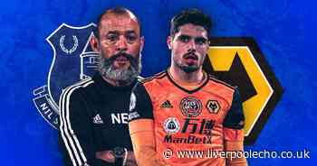 Nuno would face Antolin Alcaraz and Pedro Neto question at Everton