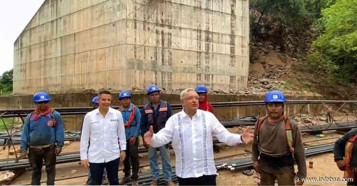 AMLO señaló que carretera que conectará Oaxaca con Puerto Escondido en dos horas podría ser inaugurada en 2022 - infobae