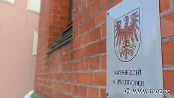 Gericht in der Uckermark: Perfektes Alibi für Angeklagten vor Richter in Schwedt sorgt für Einstellung des Verfahrens - moz.de