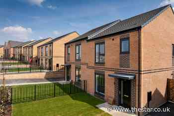Affordable £2.6m homes scheme in a Sheffield estate now completed - The Star