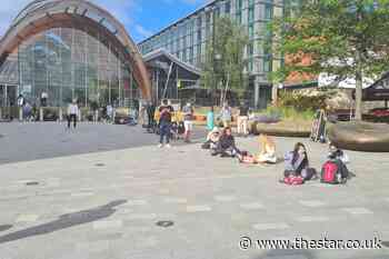 Sheffield councillors tweet about organisation of Covid vaccination centre at Crucible Theatre after people are turned away - The Star