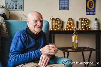 Sheffield care home staff create on-site bar for residents - The Star