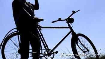 Radfahrer mit 2,8 Promille gestoppt - WESER-KURIER