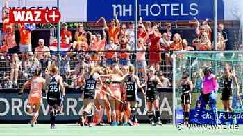 Hockey-EM: Doppel-Gold für die Niederlande, Deutschland Vize - Westdeutsche Allgemeine Zeitung