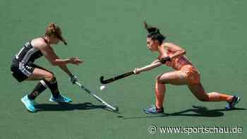 Auch für Hockey-Frauen kein Happy End im EM-Finale - sportschau.de