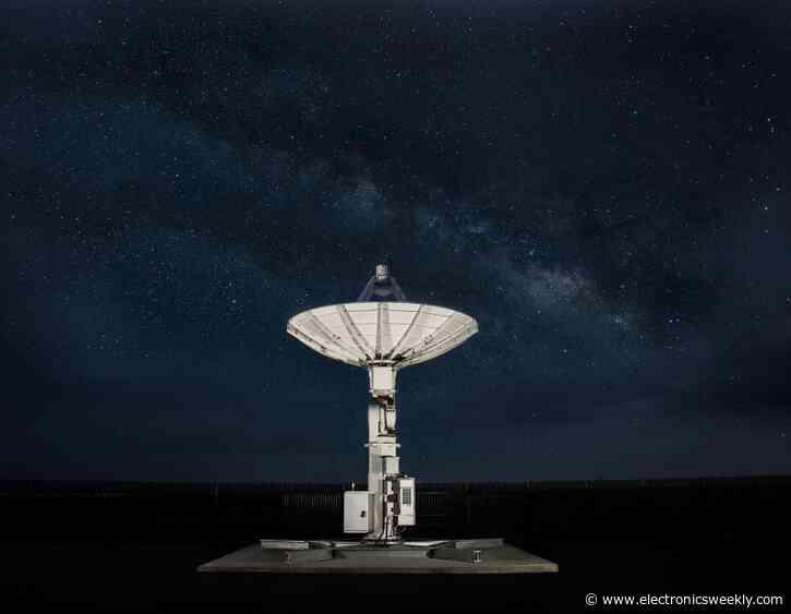UK's Satellite VU chosen for Amazon's Space Accelerator programme