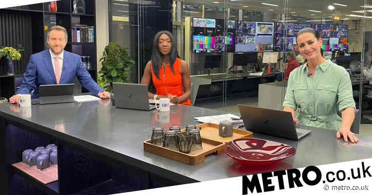 GB News' The Great British Breakfast launch plagued by sound issues as viewers plead: 'Sort it out'