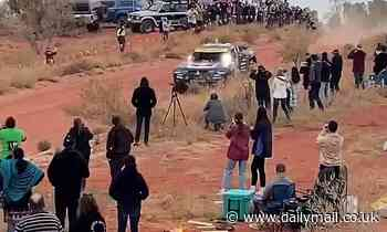 Finke Desert Race: Spectator killed and two others injured after being struck by a buggie