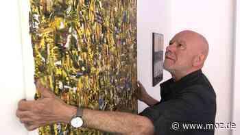 Kunst-Ausstellung: Galerie 47 feiert in Birkenwerder den 90. Geburtstag von Maler Strawalde - moz.de