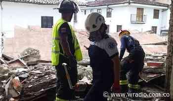 Fallece un hombre luego que una pared le cayera encima en Popayán - W Radio