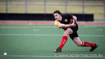 Hockey Albury-Wodonga men's premiership contenders CR United don't miss a beat - The Border Mail