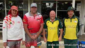 North Albury's Andrew Hirst and Duane Crow fall by a shot in Zone 8 pairs final - The Border Mail