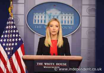 Kayleigh McEnany met with furious reaction after claiming she never lied as White House press spokesperson