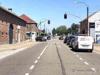 Gemeente vraagt dringende snelheidsbeperking op Tongerseste... (Riemst) - Het Belang van Limburg Mobile - Het Belang van Limburg