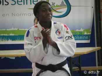 Champigny-sur-Marne. Judo : Clarisse Agbegnenou remporte son 5e titre de championne du monde - actu.fr