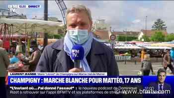 """Mort de Mattéo: le maire de Champigny-sur-Marne évoque """"un différend personnel banal"""" - BFMTV"""