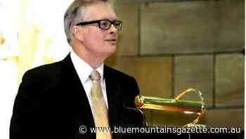 John Robert Hardie AM - Blue Mountains Gazette