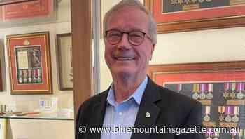 Katoomba RSL president Brian Turner awarded OAM - Blue Mountains Gazette