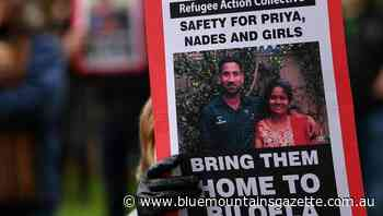 Growing calls for Tamil family's release - Blue Mountains Gazette