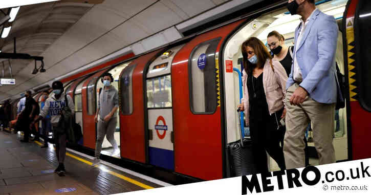 What are the hottest Tube lines in London to avoid during the heatwave?