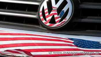 Volkswagen: 3,3 Millionen Kunden von Datenleck in den USA betroffen