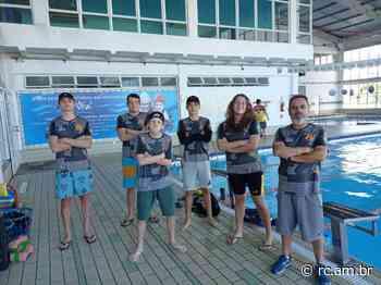 Atletas da Natação Brusque fazem vaquinha virtual - Rádio Cidade