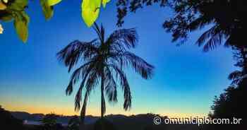 Sábado amanhece com frio de 4ºC na região de Brusque - O Munícipio