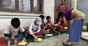 Corona-Hilferuf aus Nepal kommt in Espelkamp an - Neue Westfälische