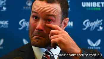 Concussion forces Boyd Cordner to quit NRL - The Maitland Mercury