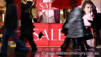 Millennials 'addicted' to sales - The Maitland Mercury