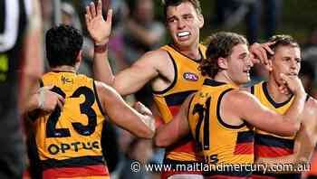 Crows' Thilthorpe has best to come: Nicks - The Maitland Mercury