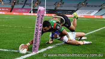 Johnston hat-trick as Souths beat Knights - The Maitland Mercury
