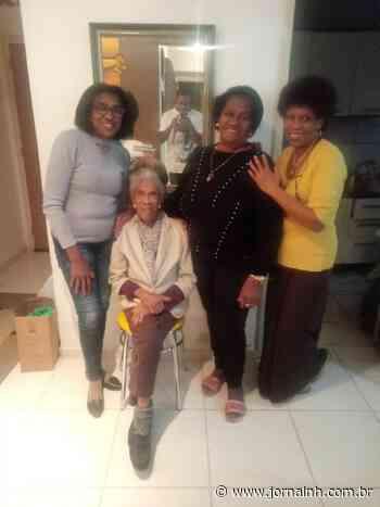 Centenária: dona Maria Emília completa 105 anos nesta segunda-feira - Jornal NH