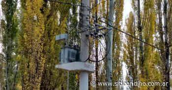 Atención vecinos de Malargüe y San Rafael: este domingo habrá corte total de energía - Sitio Andino