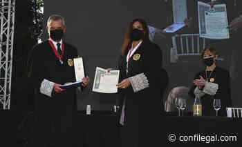 Rafael Bonmatí recibe la Cruz Distinguida de Primera clase de San Raimundo de Peñafort - Confilegal