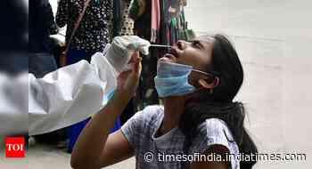 Coronavirus live updates: Black fungus cases in Maharashtra soar to 7,395 - Times of India