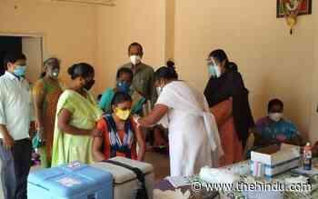 Coronavirus   Active cases fall below 1.5 lakh in Tamil Nadu - The Hindu