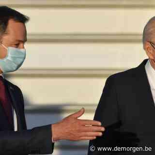 ► De eerste beelden van Joe Biden in België: extreme beveiliging en 'Barks for Biden'