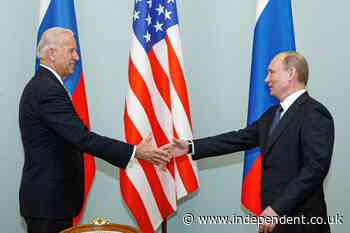 Some US allies near Russia are wary of Biden-Putin summit