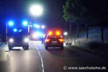17-Jähriger stirbt bei Motorradunfall in Bautzen - Sächsische.de