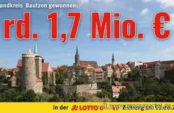 """Lotto-Million mit """"6 Richtigen"""" im Landkreis Bautzen gewonnen - Presseportal.de"""