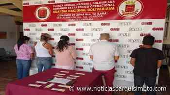 Detenidas cinco personas en El Tocuyo por venta de cupos para vacunas contra el COVID-19 - Noticias Barquisimeto