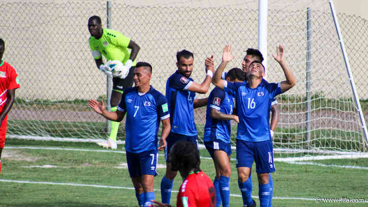 Concacaf trio put one hand on ticket to final round